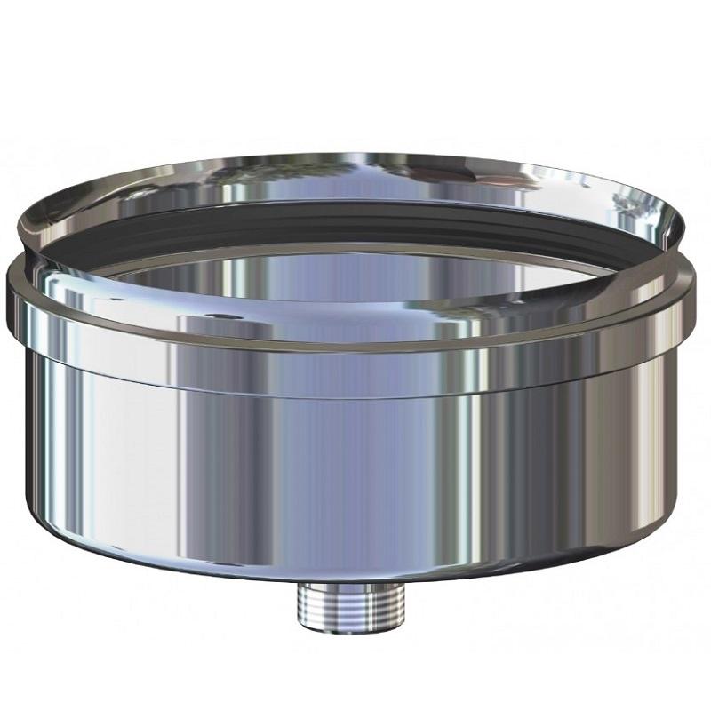 tappo-scarico-condensa INOX PUNTOTERMOIDRAULICA