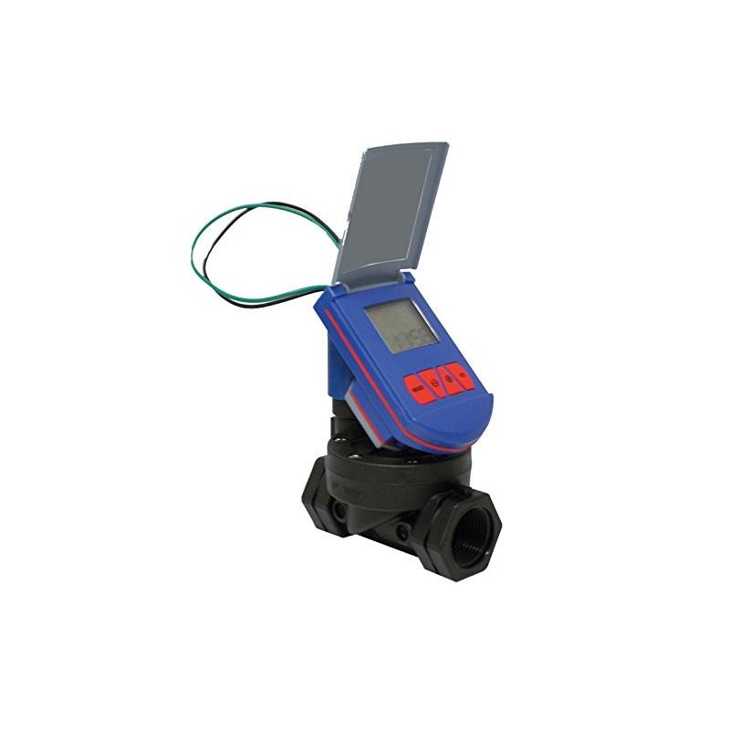 programmatore baccara con elettrovalvola puntotermoidraulica