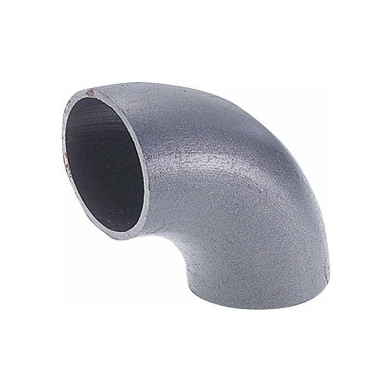 curva 90° nera in ferro a saldare puntotermoidraulica