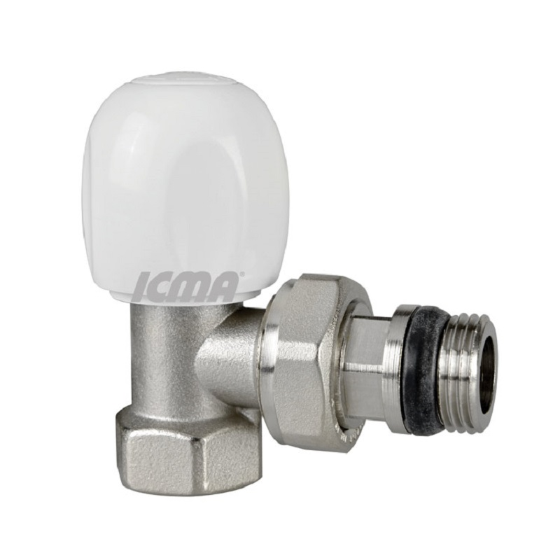 valvola termostatizzabile tubo ferro