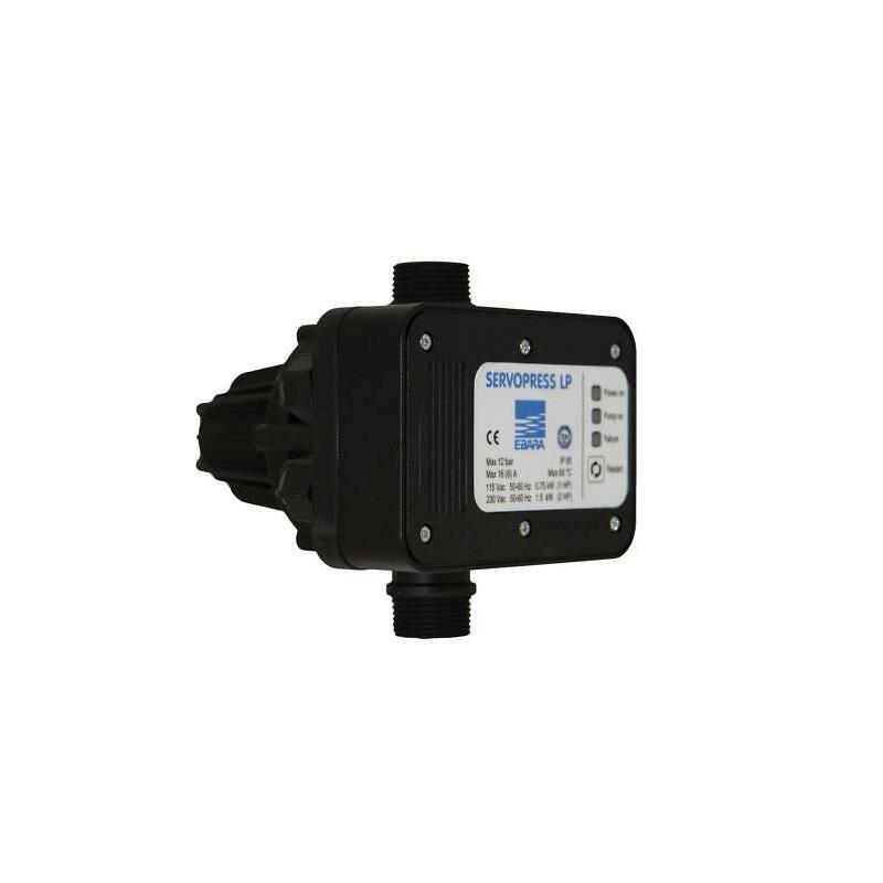 Ebara-SERVOPRESS-LP-Wasser-Druckschalter-15-bis-12-bar